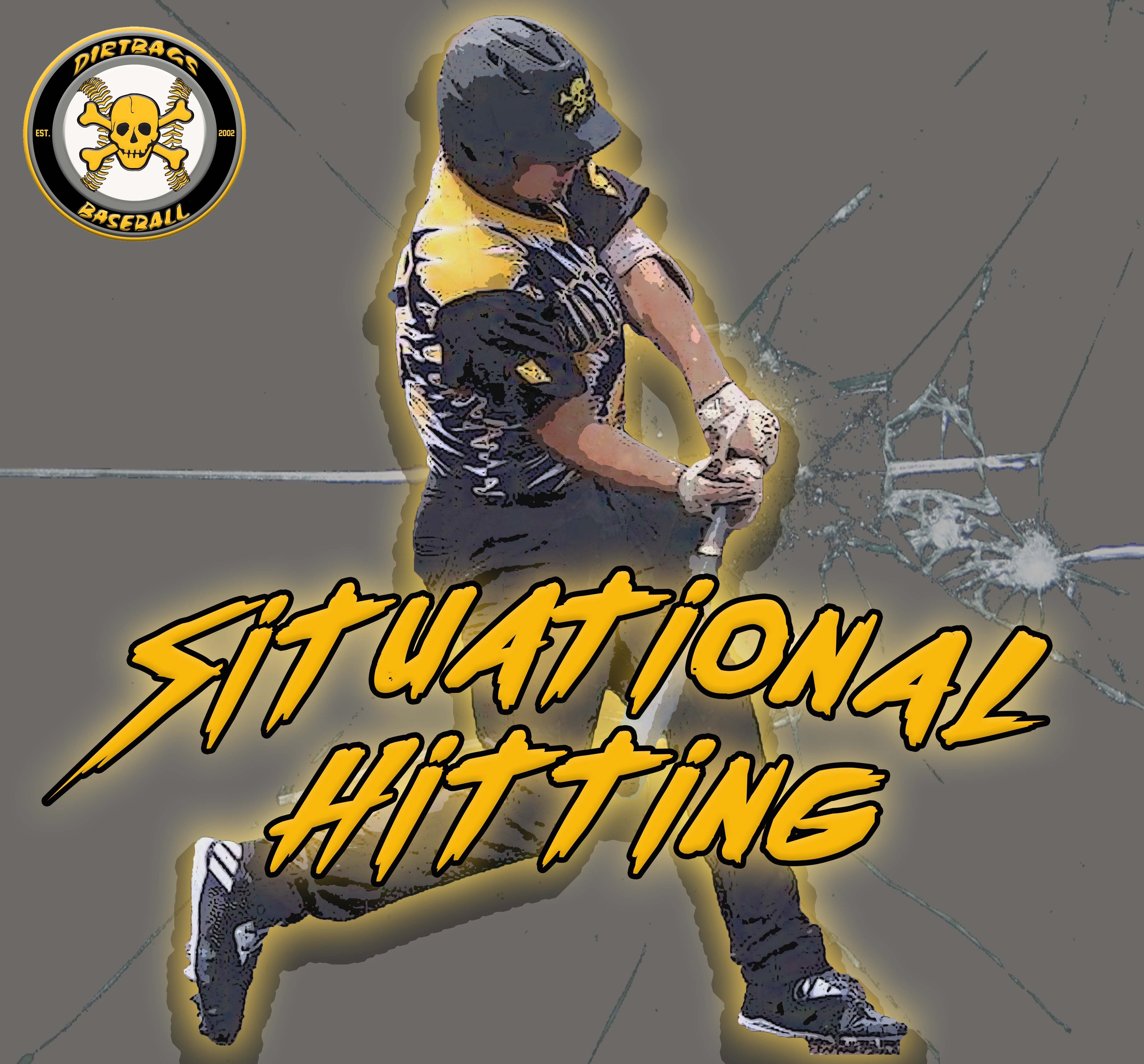 Instructional Friday: Situational Hitting