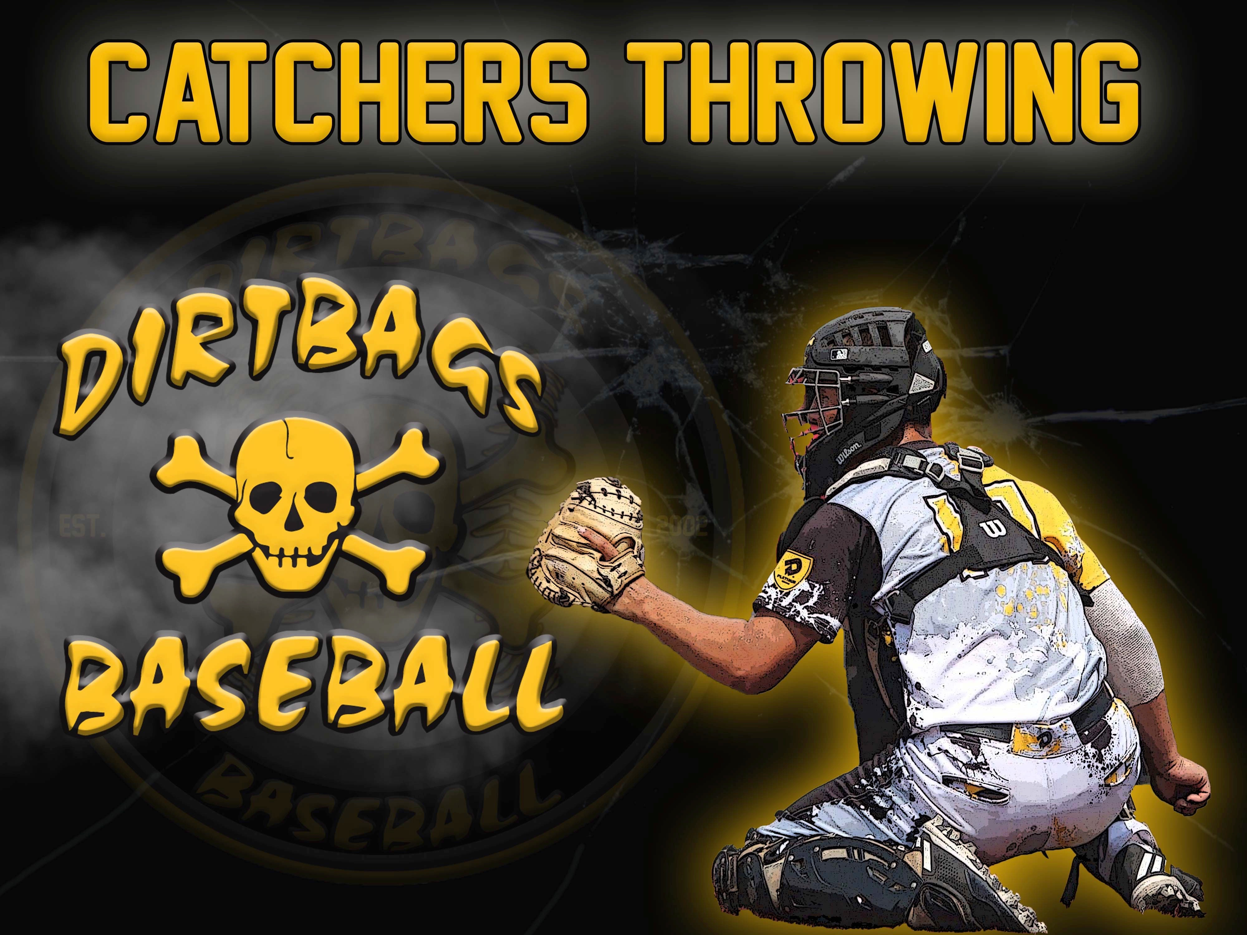 Coaches Corner: Catchers Throwing