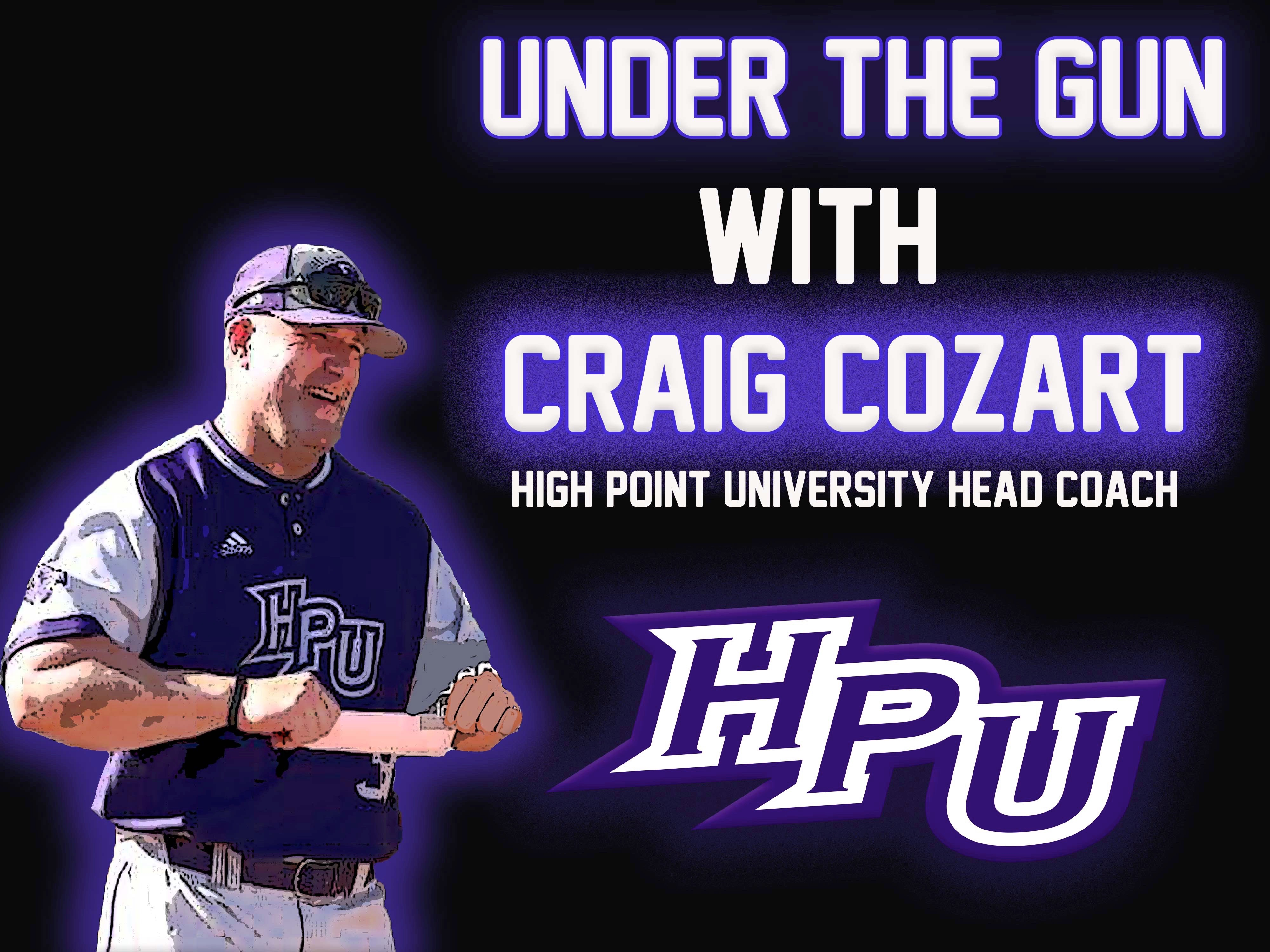 Under The Gun: Craig Cozart
