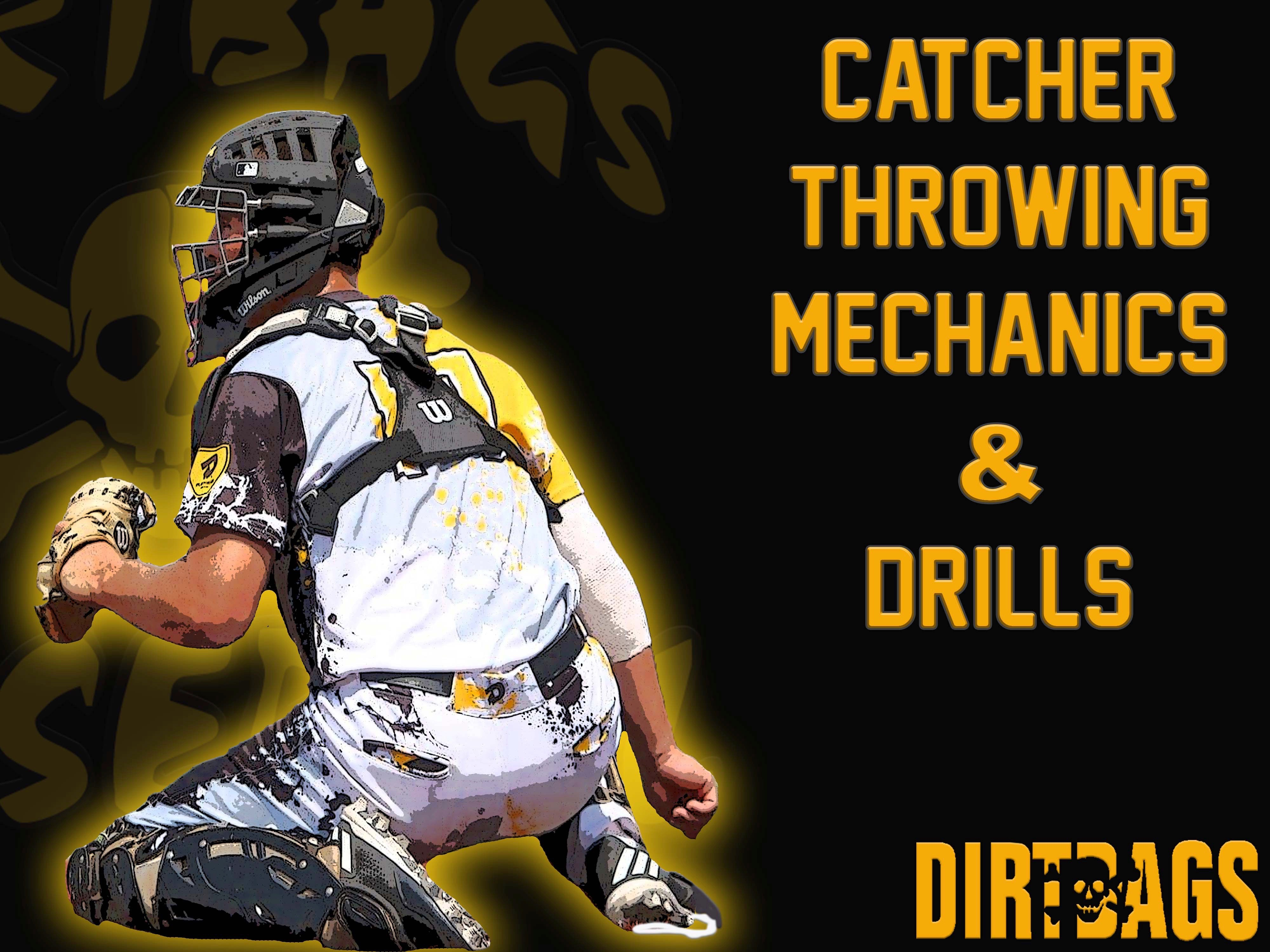Instructional Friday: Catchers (Throwing)
