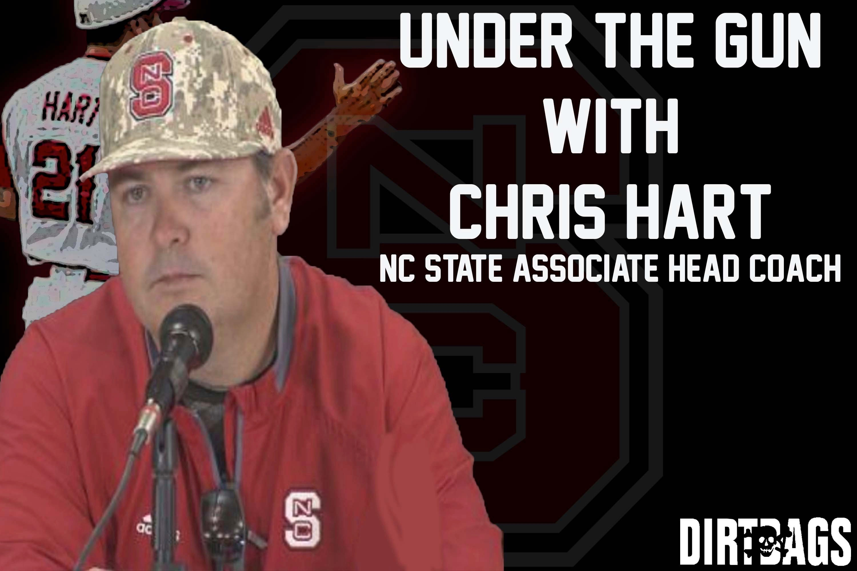 Under The Gun: Chris Hart