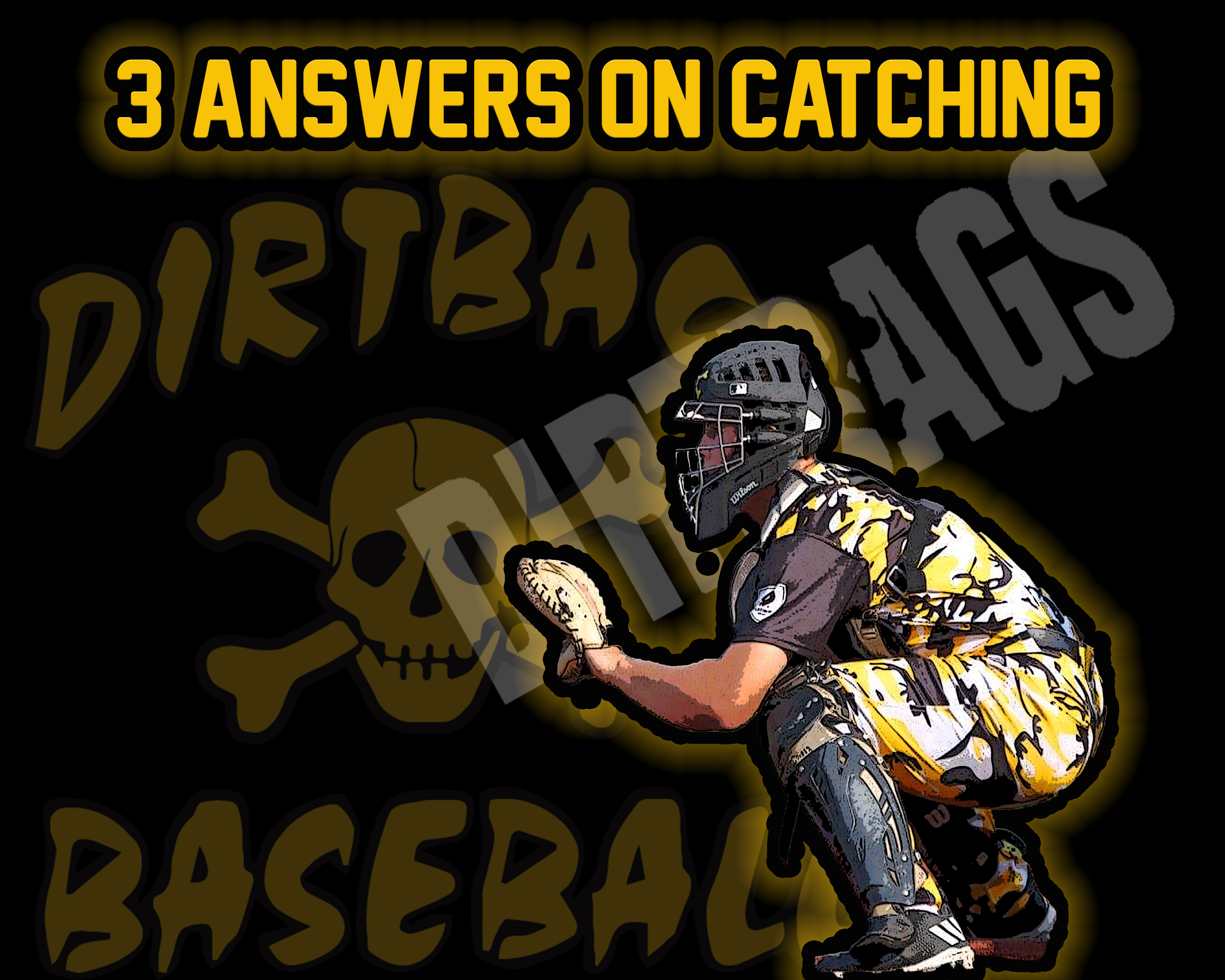 Instructional Friday: 3 Answers On Catching