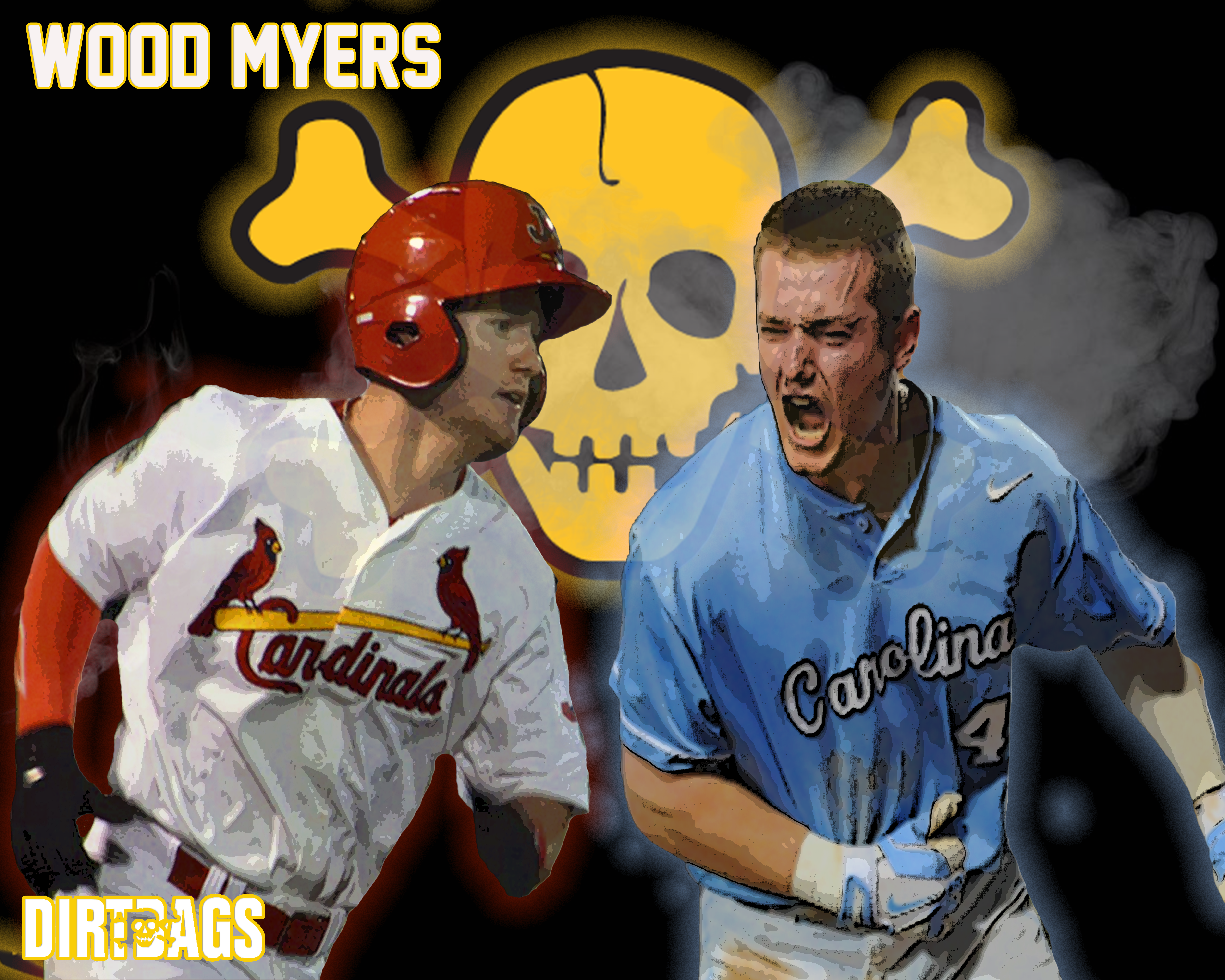 WOOD MYERS JOINS DIRTBAGS FULL-TIME