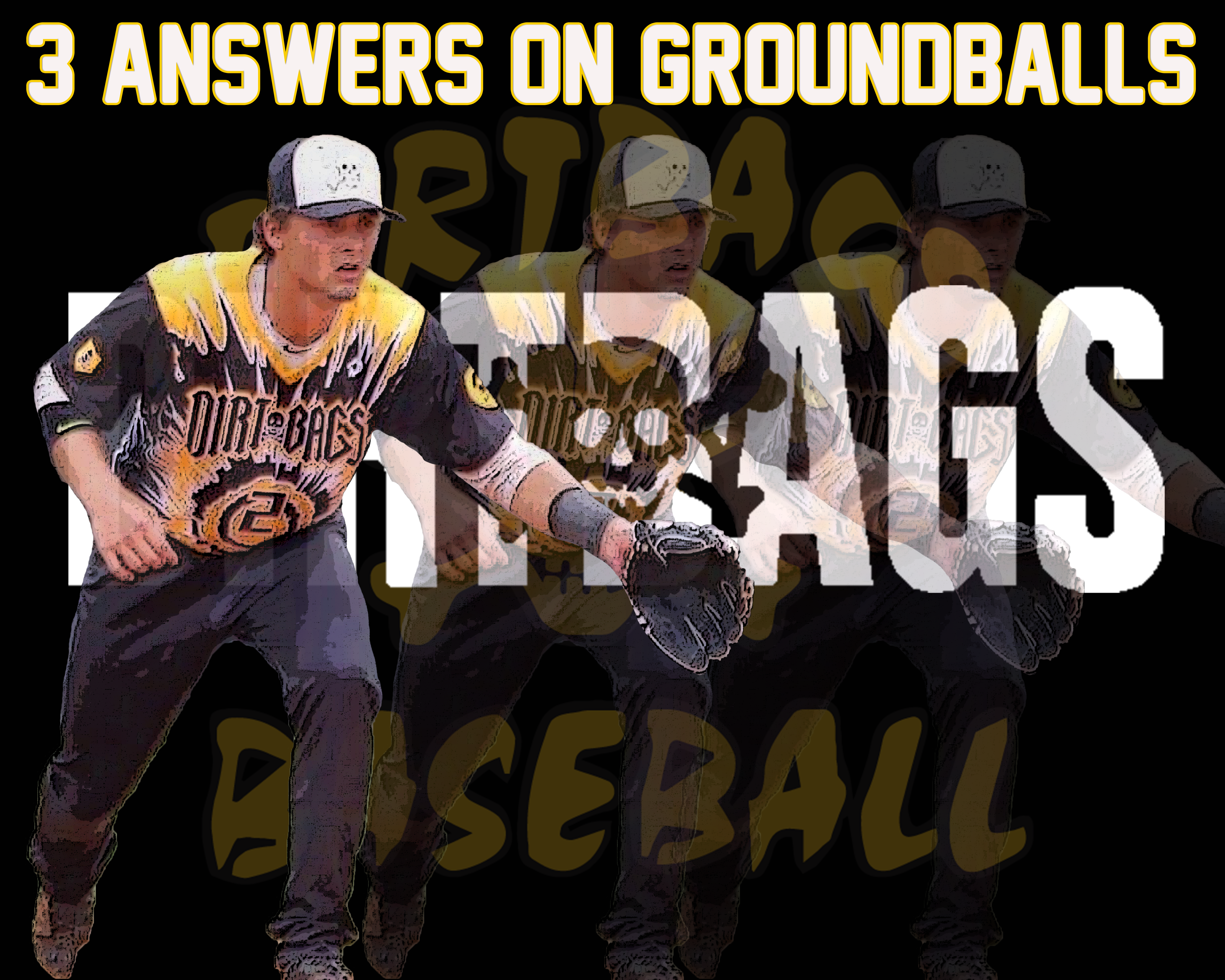 Instructional Friday: 3 Answers on Ground Balls