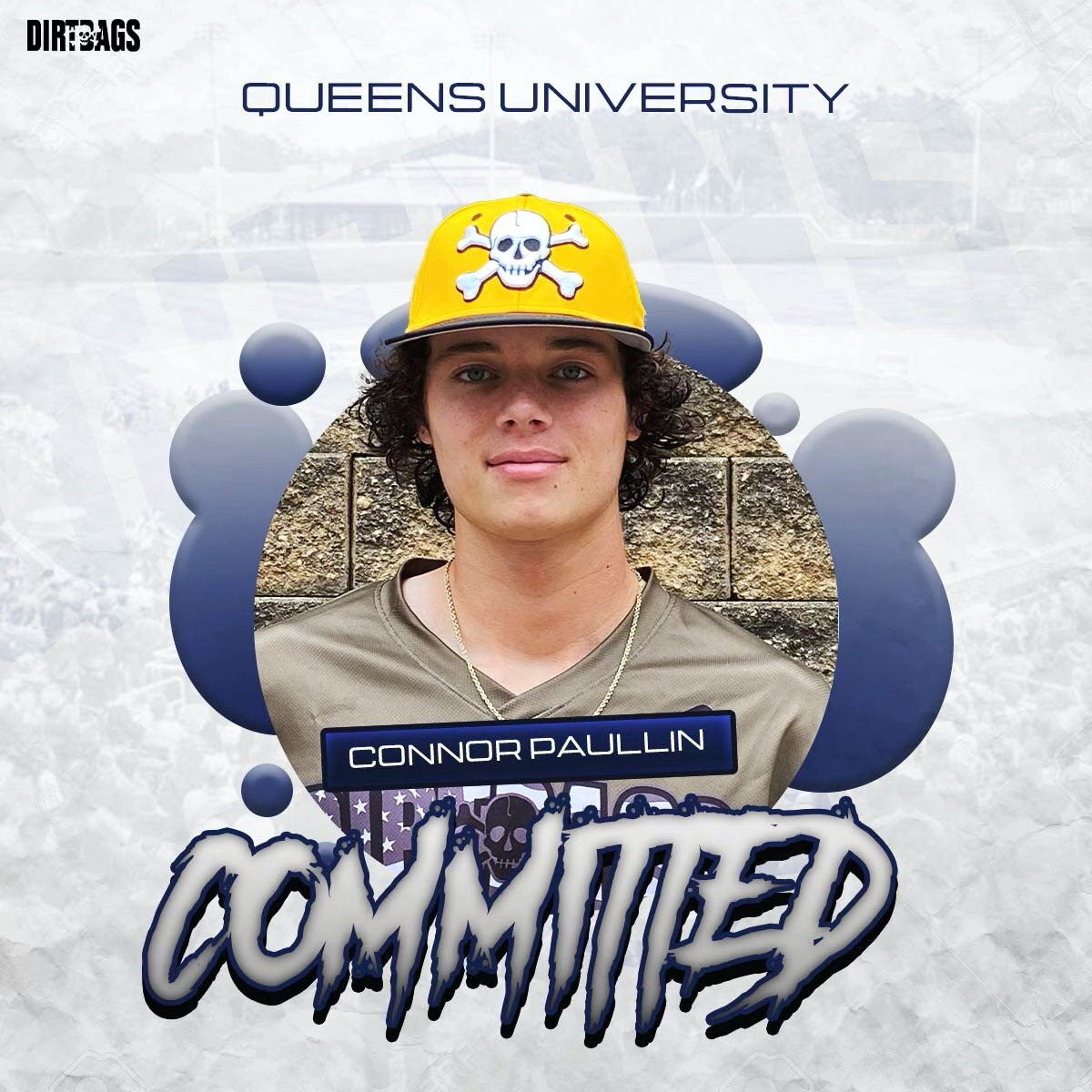 Connor Paullin commits to Queens University