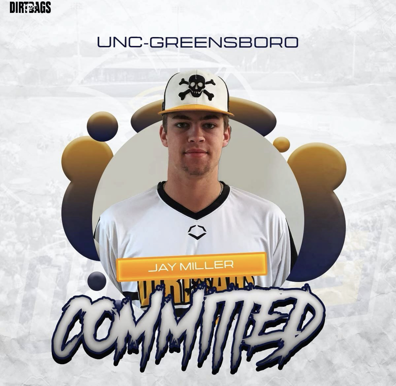 Jay Miller commits to UNC-Greensboro