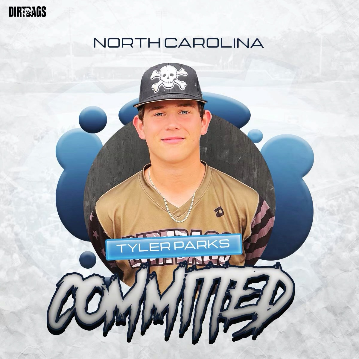 Tyler Parks commits to UNC